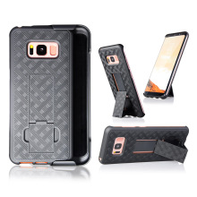 Dual Layer Rugged Heavy Duty Armor Hard Hybrid Shock Case for Galaxy S4 Mini/S8