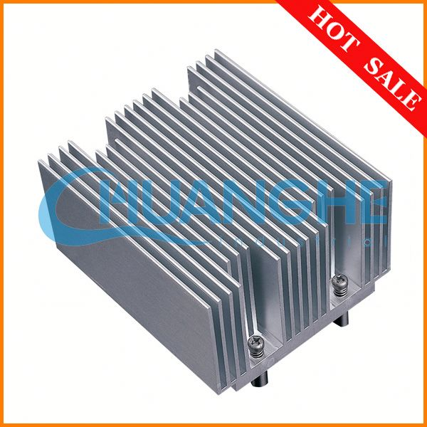 China 2014 new product copper pin fin heatsink