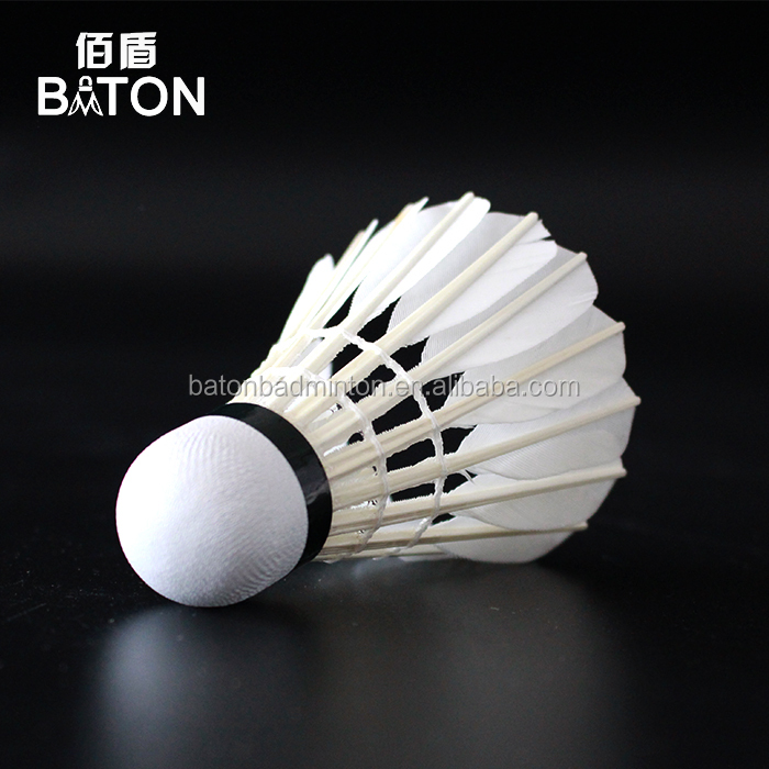 Fleet Shuttlecock Badminton, Feather Shuttlecock For Competition