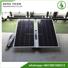 separated lens solar lamp post for MPPT Systemled light