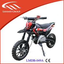 2 stroke kids mini gas motorcycle 50cc dirt bike for sale with CE