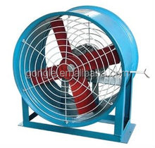 energy saving greenhouse hanging axial exhaust fan