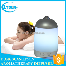 Home Cool Mist Ultrasonic 7 Colors LED Aroma Oil Diffuser Lamp