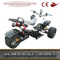 New Design best quality Racing bike 250cc three wheel atv