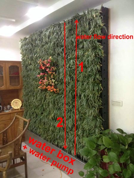green wall for natural plants green wall artificial plants vasos de flores artificiais