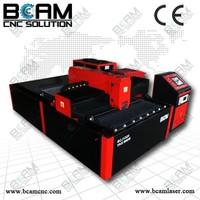 Manufacturer Carbon Steel Stainless Steel YAG Metal Cutting Laser Machine