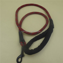 new design braided rope dog leash, dog rope, pet accessories