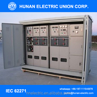 Medium Voltage Switchgear/electric cubicle/electric swichgear/electric control cubicle