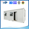 Chinese design prefabricated container house price