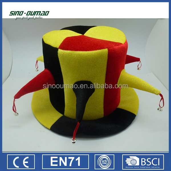 Cheap Foldable Fan Hats for 2018 Russia Football World Cup