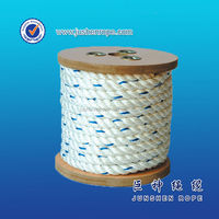 High performance nylon and cotton ropes