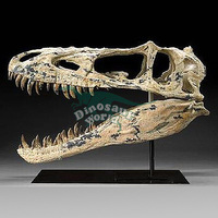 Artificial Dragons and Skulls for Skull Heads Decoration