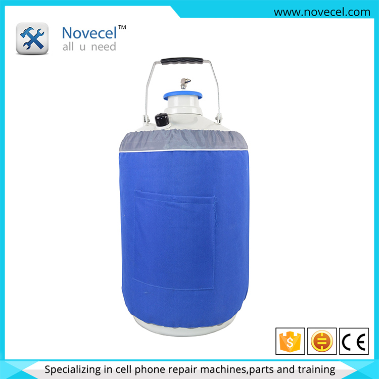 2016 Novecel 10L liquid nitrogen storage tank made in China