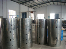 molybdenum heat shield for sapphire crystal furnace