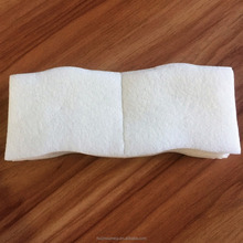 female square make up remover Cosmetic cotton pad