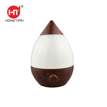 2018 NEW ARRIVAL HTJ-2050B 4L Teardrop Air Cooler Humidifier Aroma Diffuser Essential Oil Available Ultrasonic Humidifier