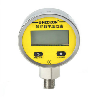 Low price 0 to 60 mpa explosion proof oil intelligent digital pressure gauge