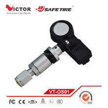 All in one digital wireless Mx-sensor for tire pressure gauges