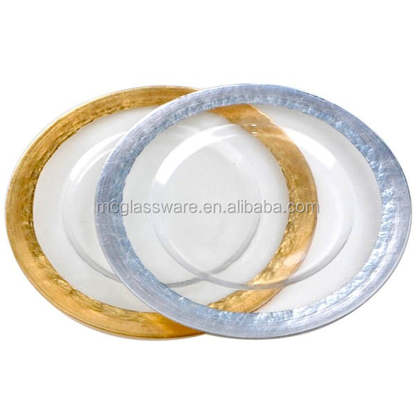 Cheap Wholesale Wedding Table Decoration Charger Plates