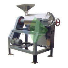 top- grade full stainless steel orange pulper machine