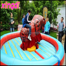 amusement park rides outdoor items mechanical inflatable bull for sale