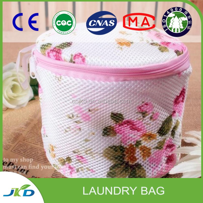 Cheap Cute Zipper Mesh Laundry Bags For Bra