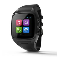 Touch Screen Watch latest Watches Phone,Touch Screen,Metal Body,built in SIM card Android 4.2,2G/3G,WIFI,GPS,Camera,3g phone