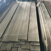 Quarter cut 4ft*8ft sheets cheap walnut wood veneer for door