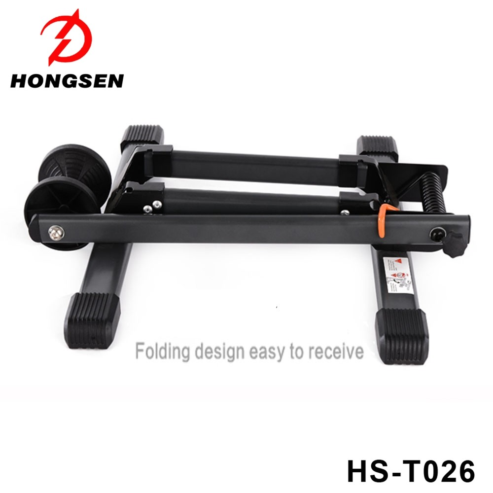 China Factory Steel Portable Home Bike Storge Rack Garage Bicycle Stand