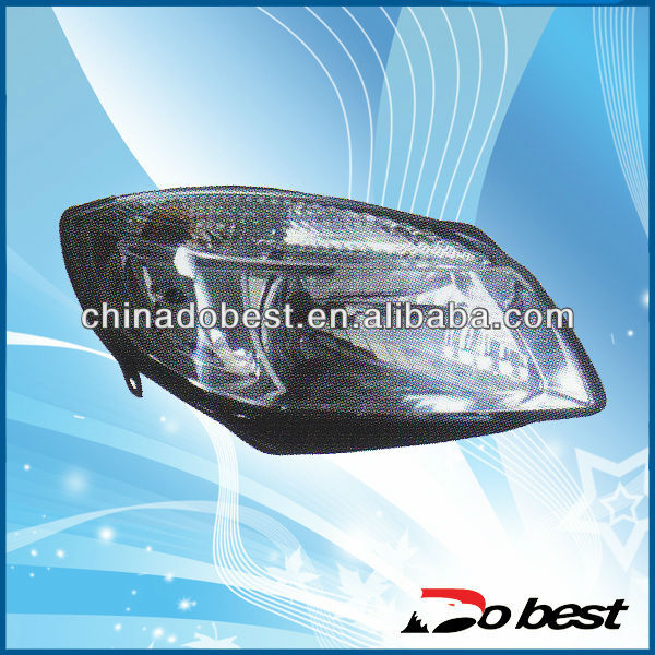 Skoda Headlight, Head Light, Head Lamp