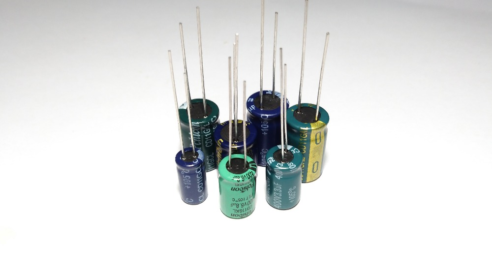 SMD style Cylindrical polymer aluminum capacitors from 20years Pchicon original facturers