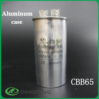 cbb65 450v 60+5uf rohs capacitor wenling capacitors