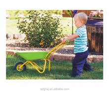 Small kid toy lightweight wheelbarrow