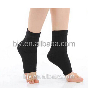 Foot Care Ankle Support Sock Open-Toe Socks Sleeves Compression Recovery For Sport Feet Ankle Tool
