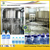Mineral Water Filling Plant Machine Cost