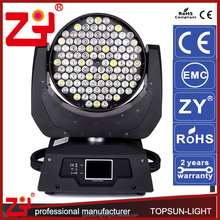 108*3w LED Moving Head Wash DMX512 14 Channels Light