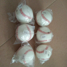 Top Quality Real Genuine Leather Baseball official League Baseball