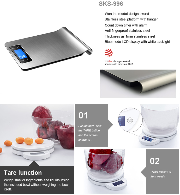 Orginal factory household electronic kitchen scale load cells