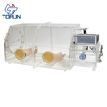 Transparent Standard Acrylic Glove Box with Automatic Humidity Control System for Laboratory Testing Research