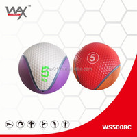 Hollow Rubber Medicine Ball/Weight Ball Solid Commercial Gym Equipment