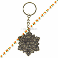 acrylic keychain keyring very custom metal keychain with text monkey