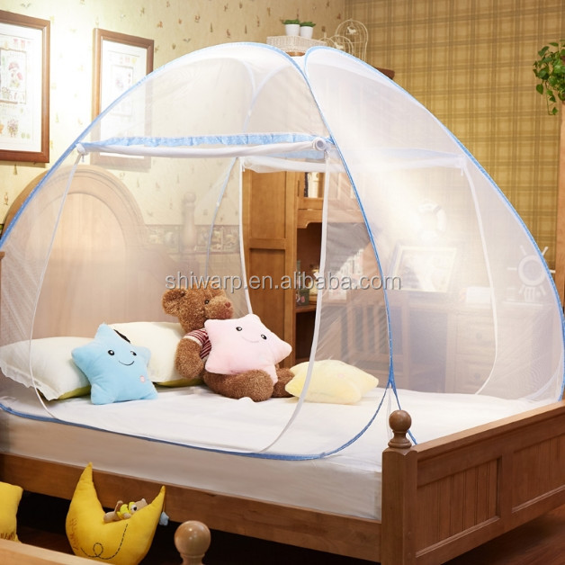 <strong>k</strong> Anti Mosquito Nets Pop Up Mosquito Net Bed Tent with Bottom 200(L)*180(W)*150(H)