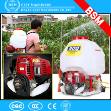 Agricultural 4 stroke 30L gasoline Knapsack power sprayer / Knapsack petrol engine sprayer pump back pack Gasoline sprayer