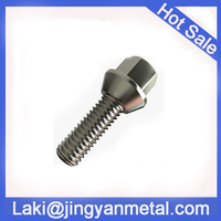 stainless steel custom hex head car wheel bolt made in china