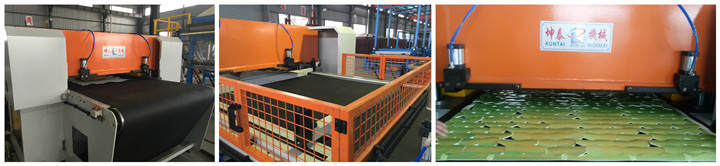 Automatic PVC/Felt/Fabric/Foam Cutting Machine