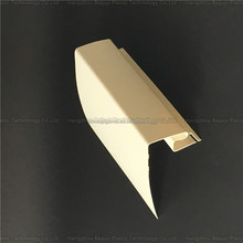 1.0mm thick plastic vinyl window material profile frame parts use for replace cement gypsum thread marble window cover
