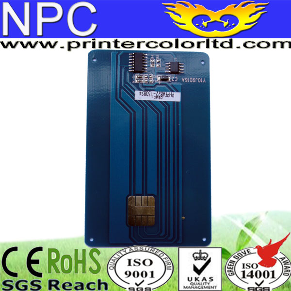Used for Xerox fax 3100 Compatible Toner Chip