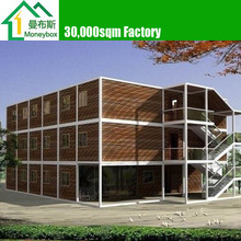 luxury morden steel prefabricated Container House/ Office/ Hotel/ Studio
