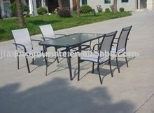 5pcs outdoor aluminum table set UNT-116