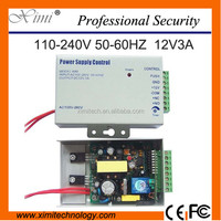 110V power supply 12V3A 110-240V access control power supplier switch power supply